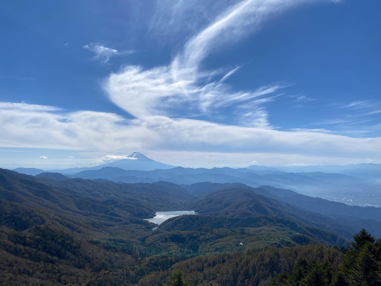 10月24日はyama楽にて大菩薩嶺に行ってきました。