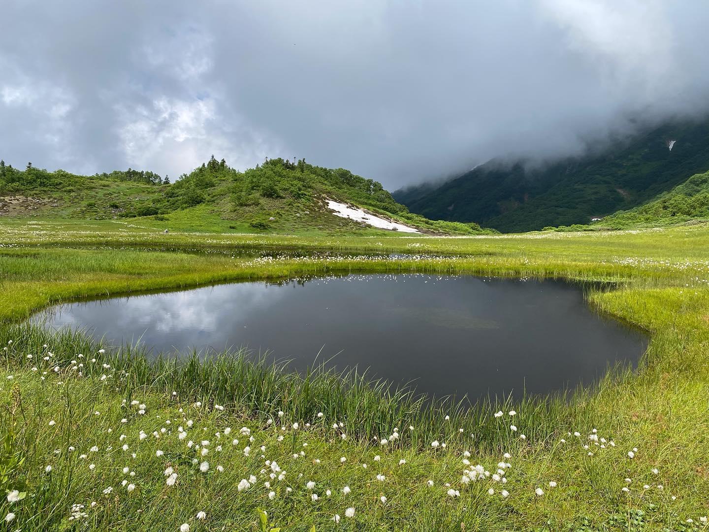 7月31日-8月1日のyama楽は妙高、火打山に行ってきました。