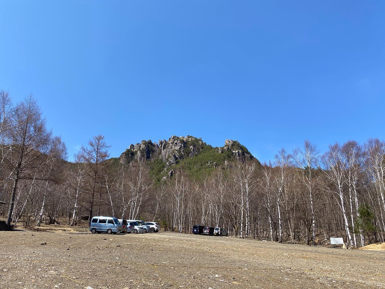 先週に続き小川山に行ってきました。