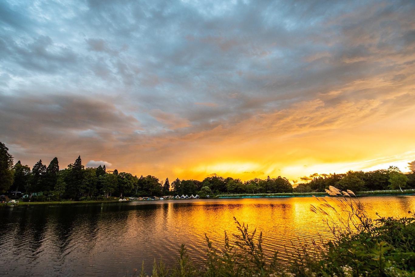 湖畔キャンプ場の魅力