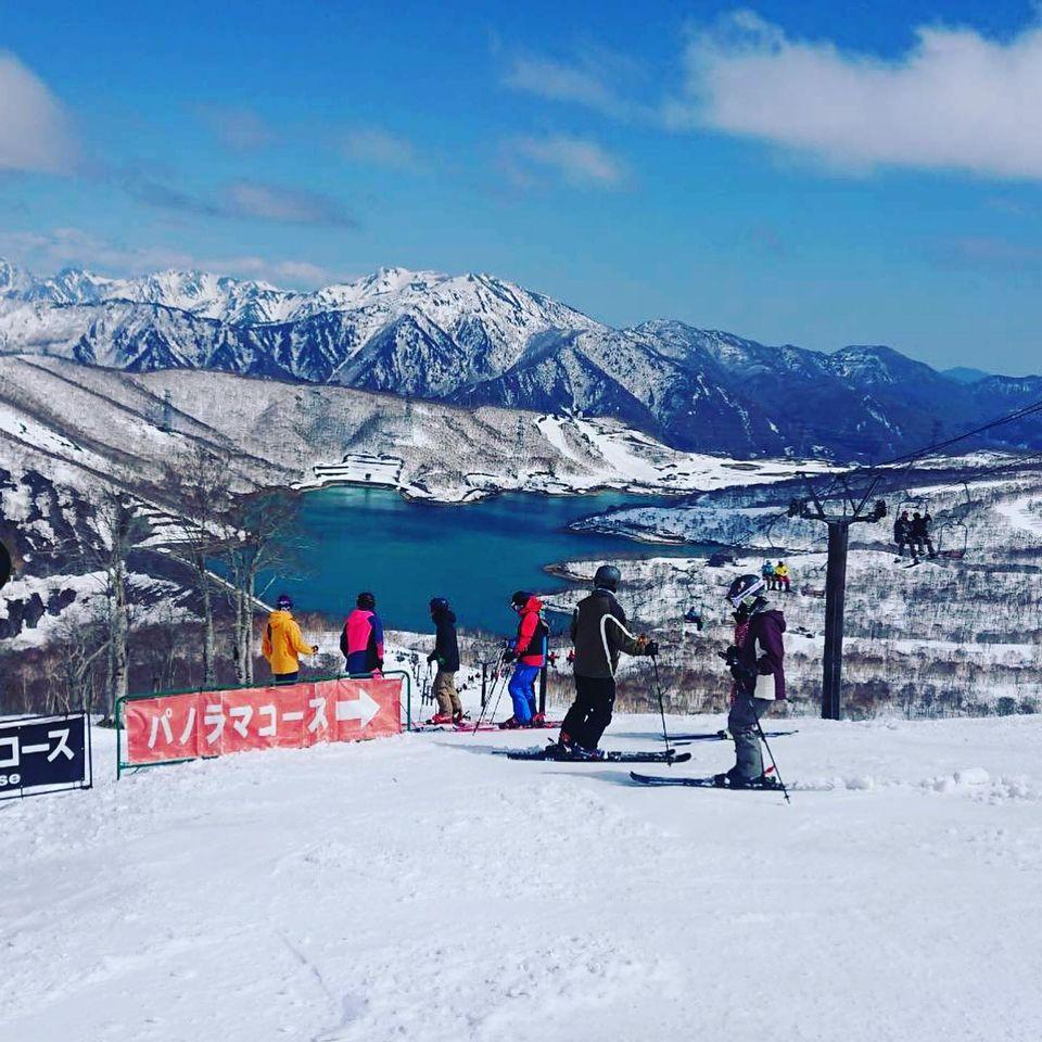 4/10-11 滑りまくりミニ かぐらスキー場 無事終了致しました。