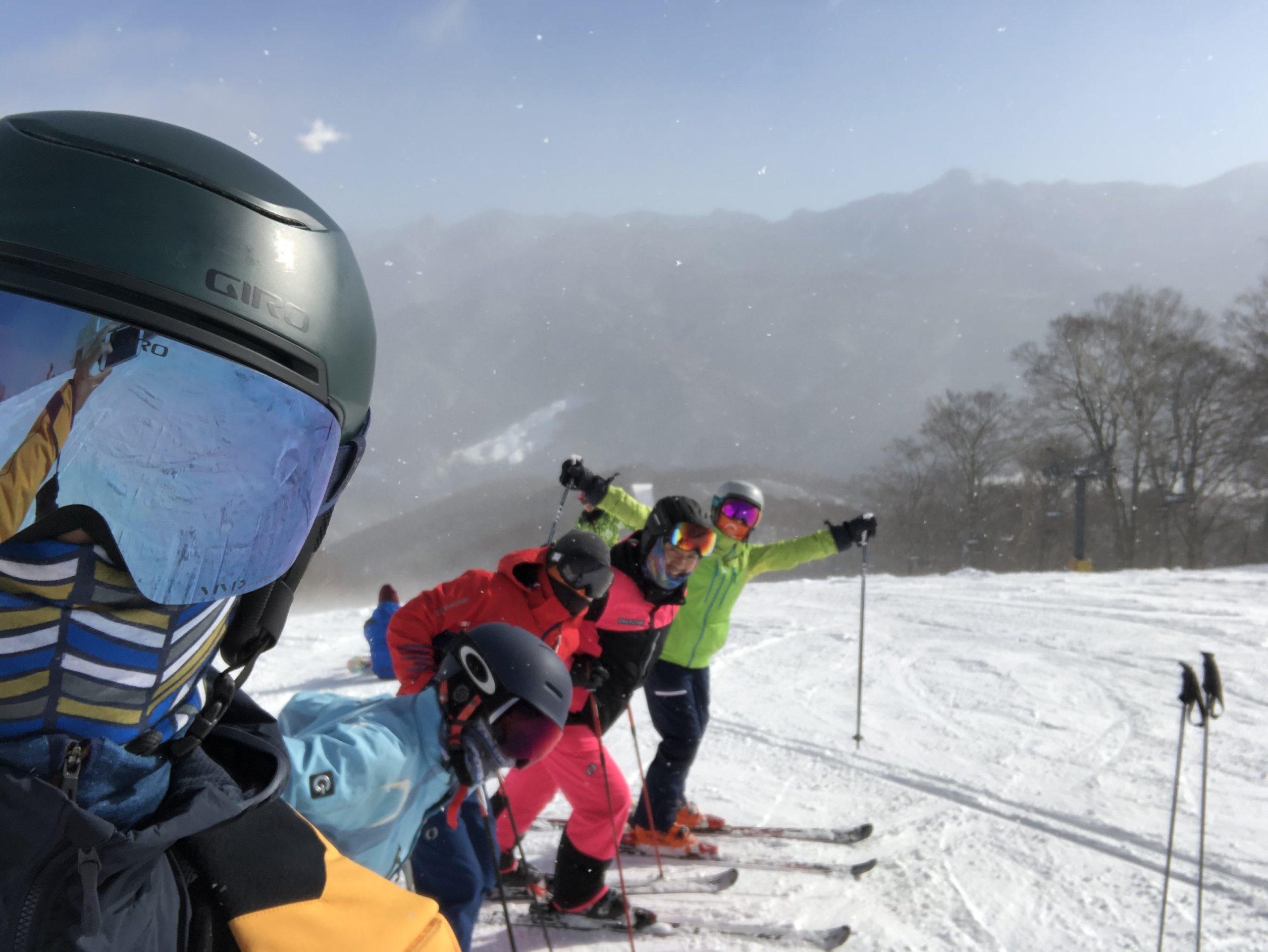 滑りまくりmini '21-22 ~スキーレッスン&ミニ試乗会~(複数日程あり)