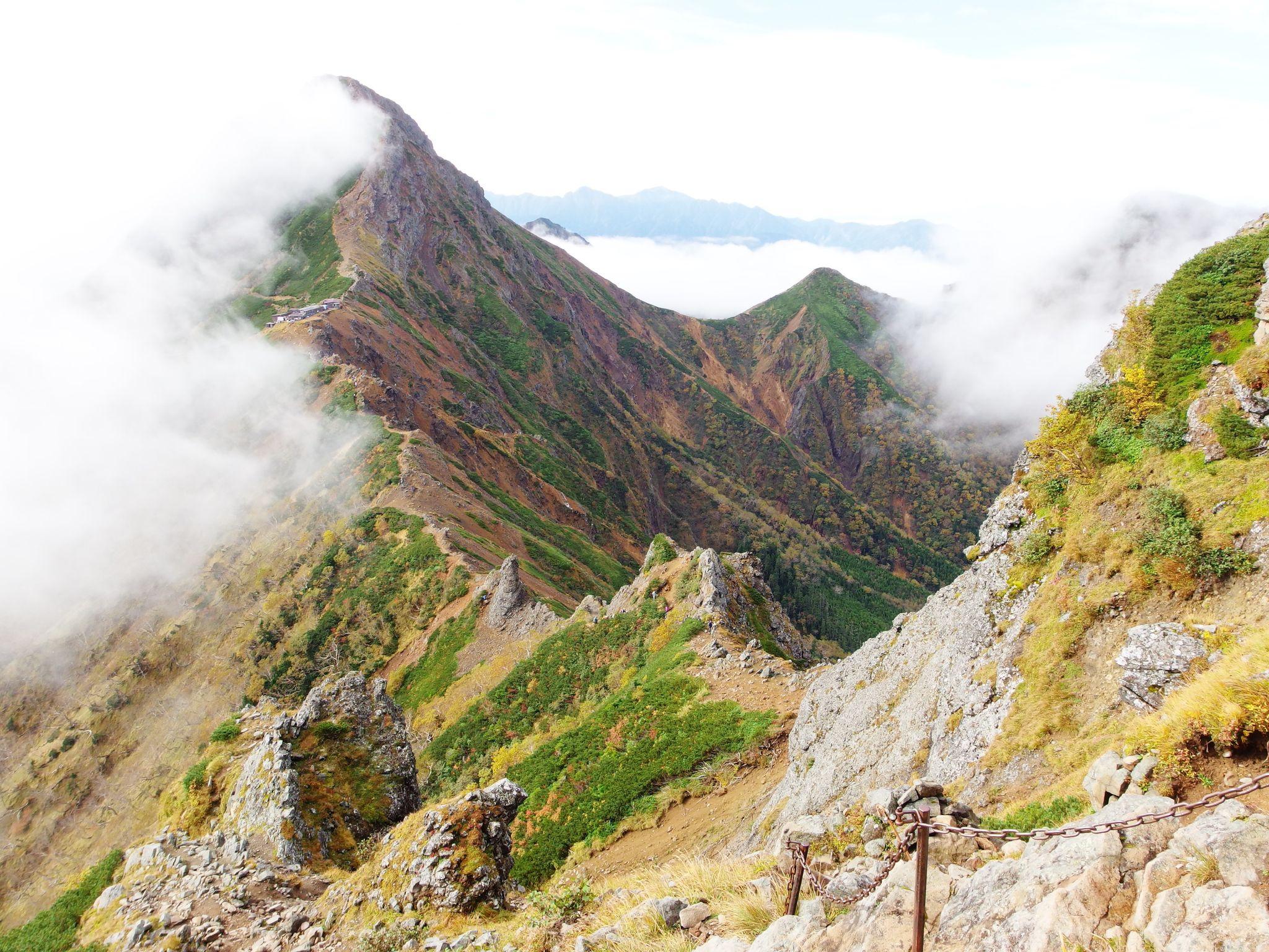 2021.7.17-18 山の講習会中級編《硫黄岳~赤岳》(S7)