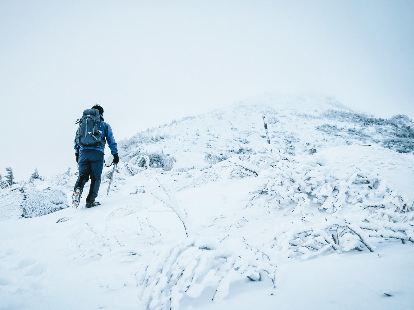 2021.4.3-4 山の講習会[雪山編]雪山挑戦②《硫黄岳》(W4)