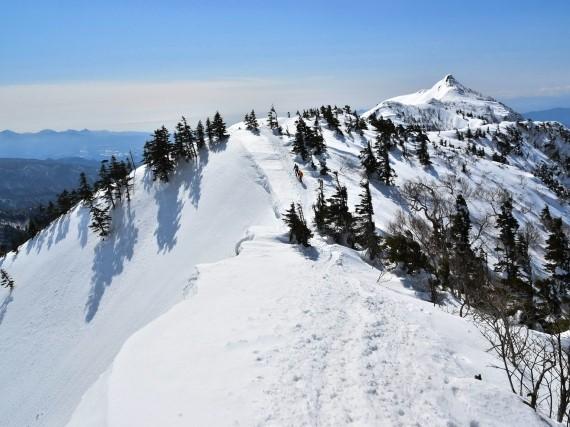2022.3.19 山の講習会雪山編*雪山挑戦《上州武尊山》(W3)
