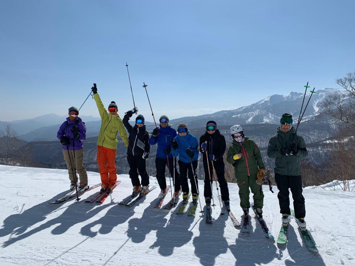 2021.1.15-17 尾瀬岩鞍 滑りまくりスキーツアー'20-21