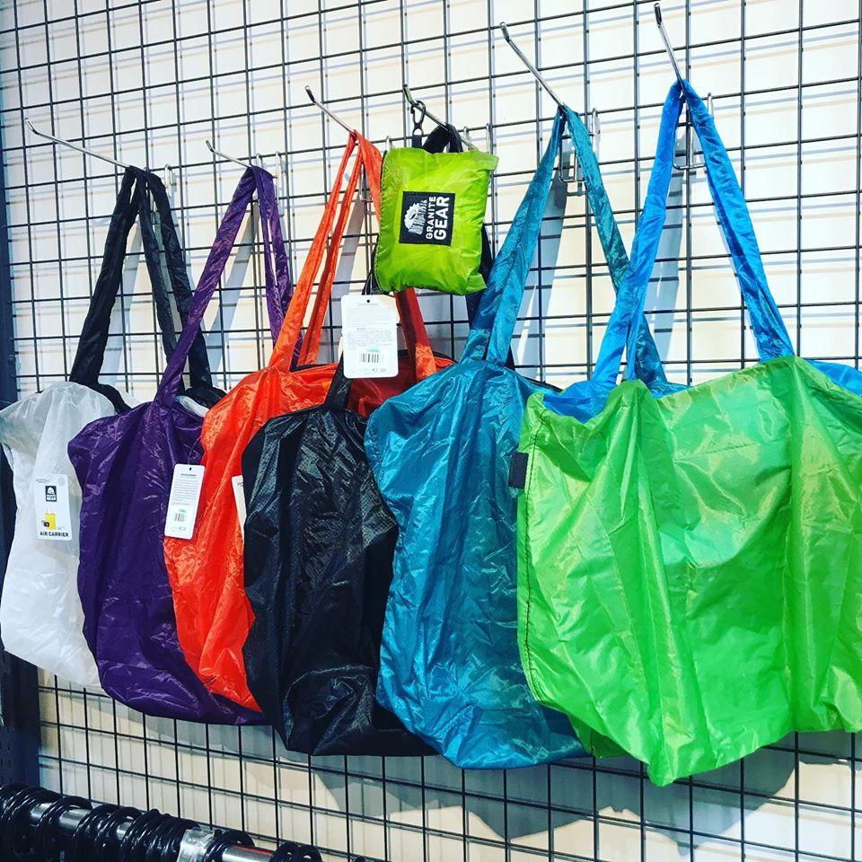 エコバッグに最適超軽量トートバッグ。