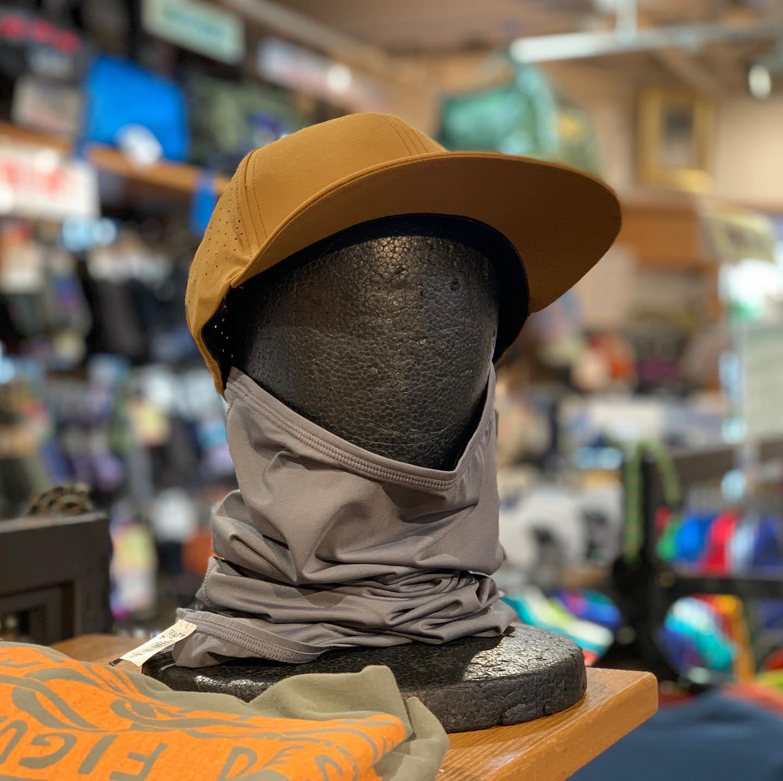 マスクの代わりにもなる暑さ対策におススメの冷却ゲイター。