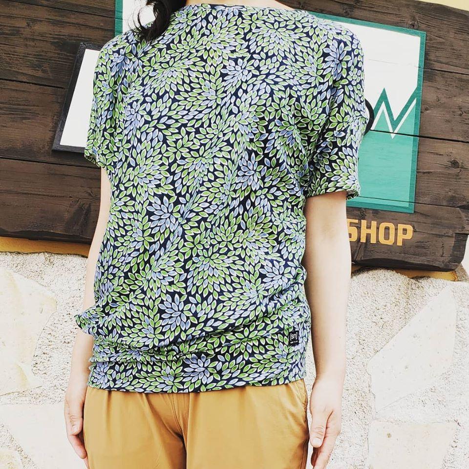 スイスのブランド「SUPER NATURAL」よりオススメのTシャツのご紹介
