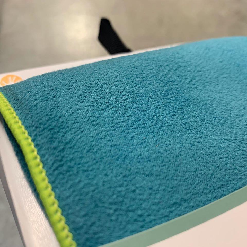 圧倒的な吸湿性、速乾性を備えたタオルのご紹介