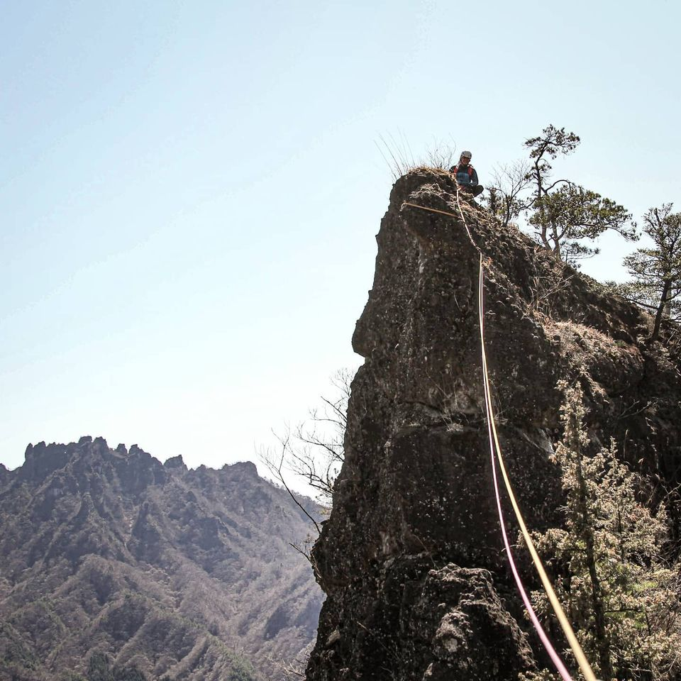 立木やピナクルが無い場所に行く時のお守りに!『モチヅキ ジャンピング3点セット』のご紹介
