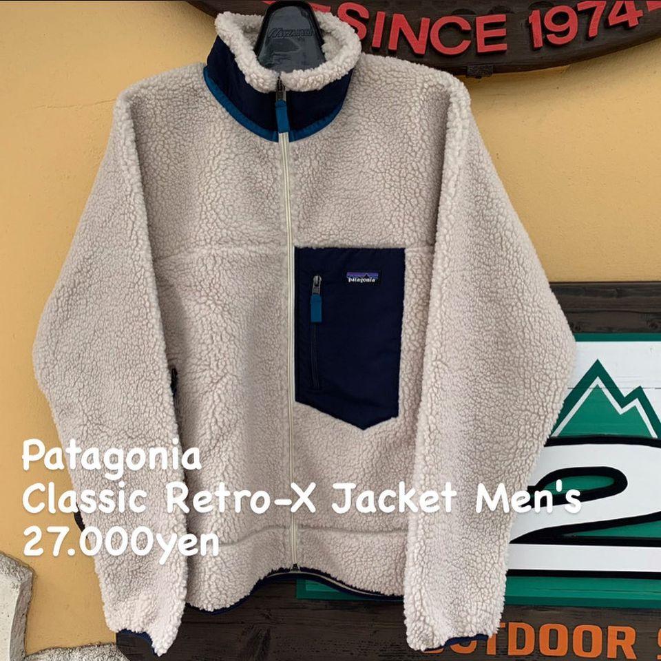 定番のフリース『Patagonia クラシック レトロX ジャケット』のご紹介
