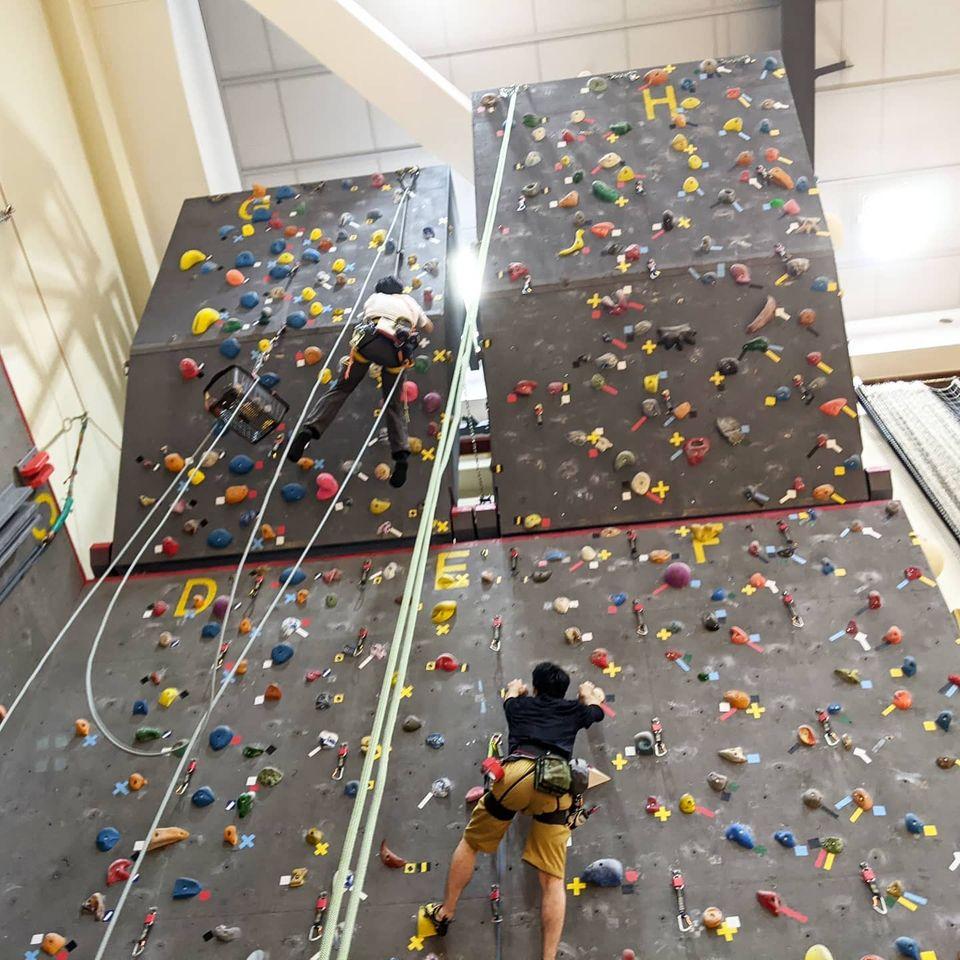 習志野市東部体育館の月1のメンテナンスに行ってきました