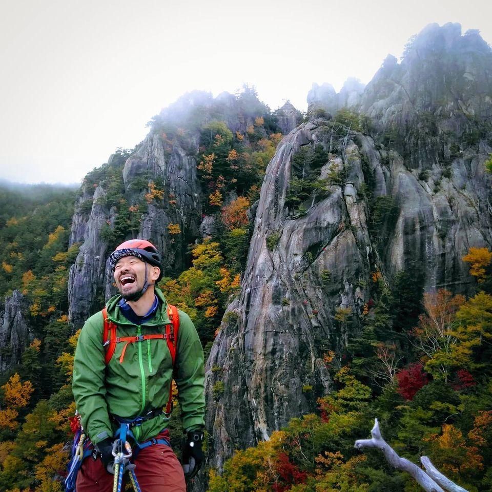 先日のお休みは小川山でクライミングを楽しんできました