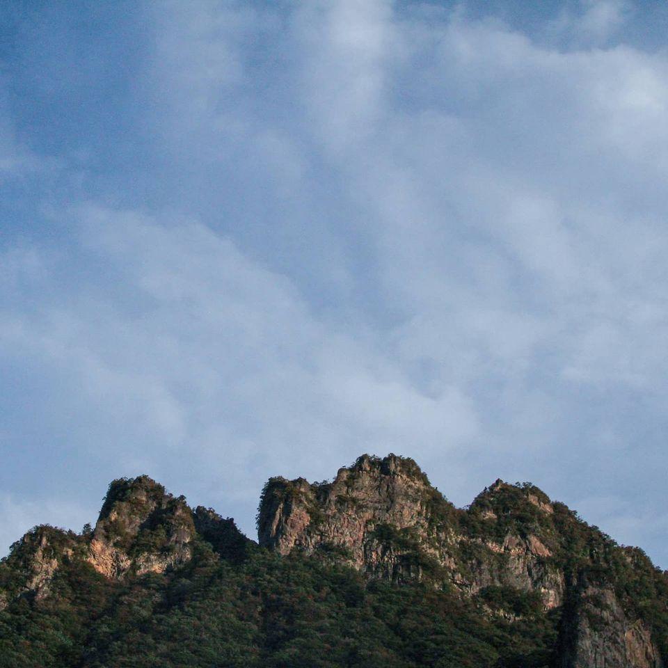 妙義山。僕にとってのホームマウンテン