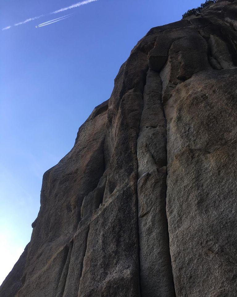 瑞牆・小川山に籠り、クライミングをしてきました