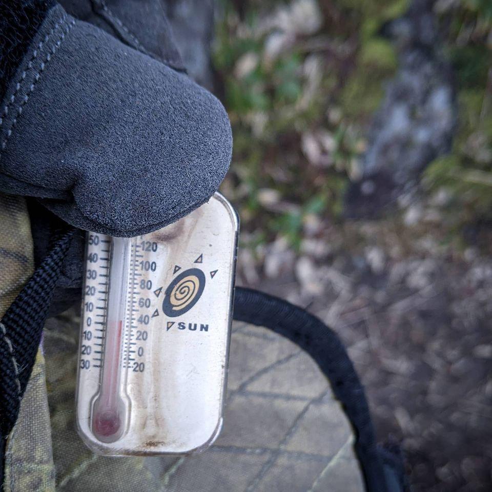 登山中に自分がどんな環境で行動しているかを知る為の道具の一つがコレ