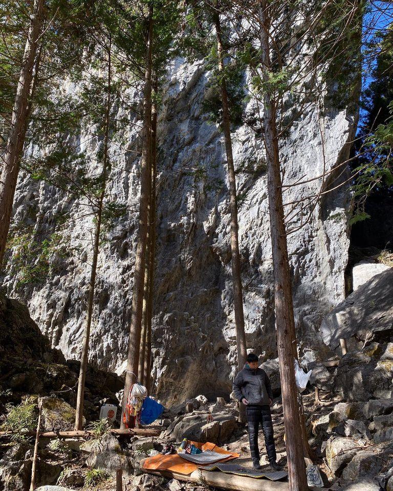 先週に引き続き、御前岩に行ってきました