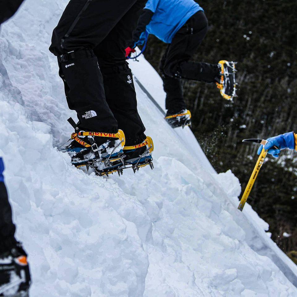 雪山を体験したり楽しんで貰うための講習会のお知らせ