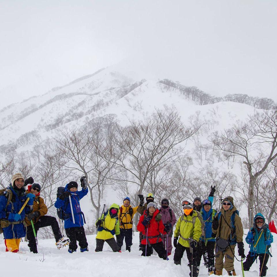 山の講習会で天神平スキー場へ行ってきました