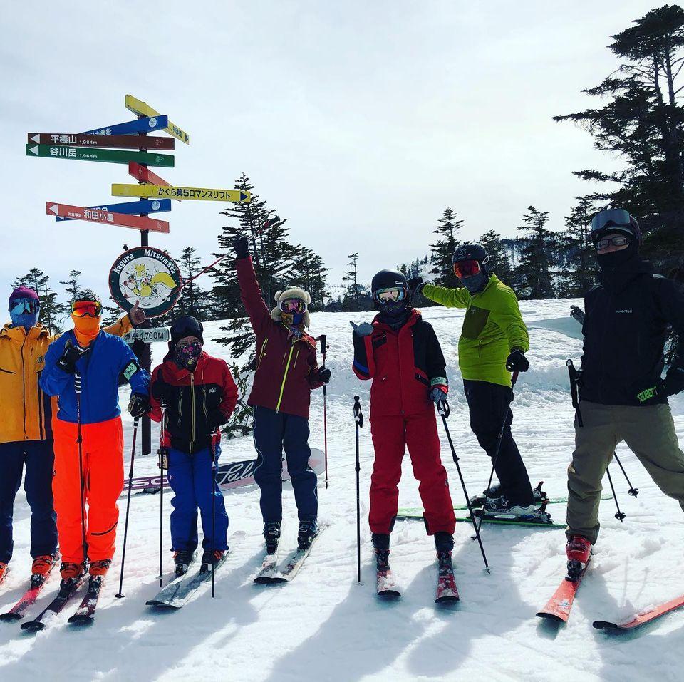 3/27-28 かぐらスキー場 滑りまくりミニ無事終了致しました