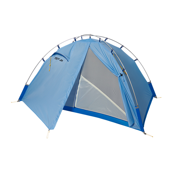 プロモンテの新しいテントのご紹介