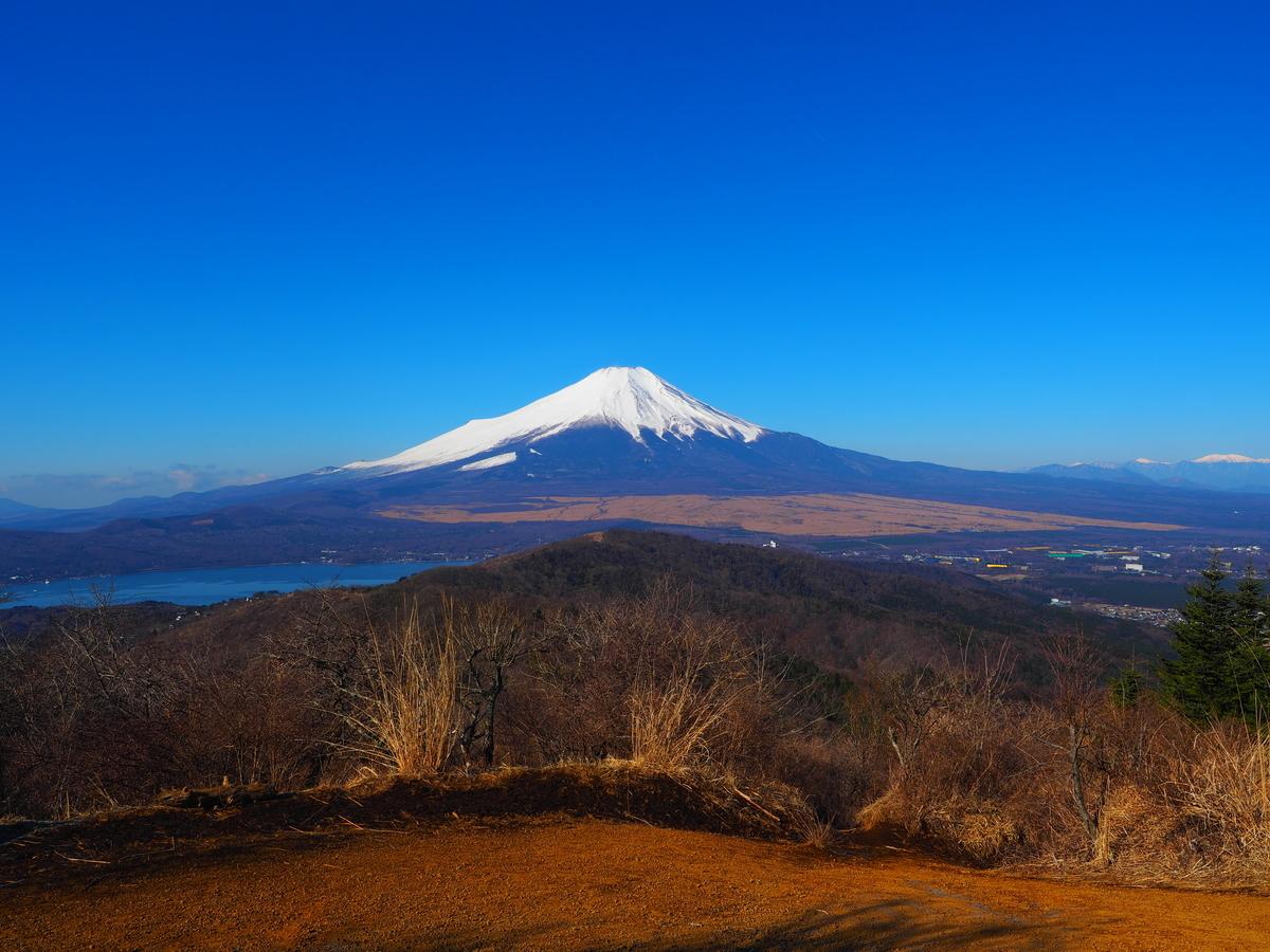 2020.11.15 JOYトレイル J11 山梨県 石割山