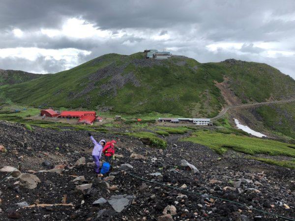✿2020年7月17~18日 乗鞍岳へ行ってきました!