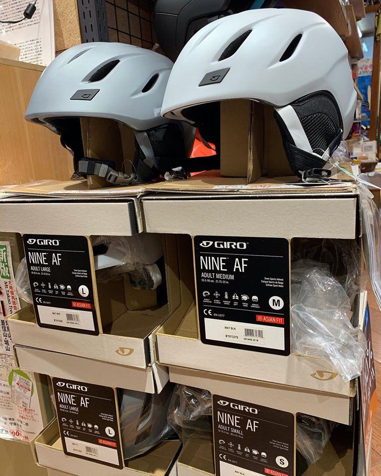 冬バザールお買い得ヘルメットのご紹介!