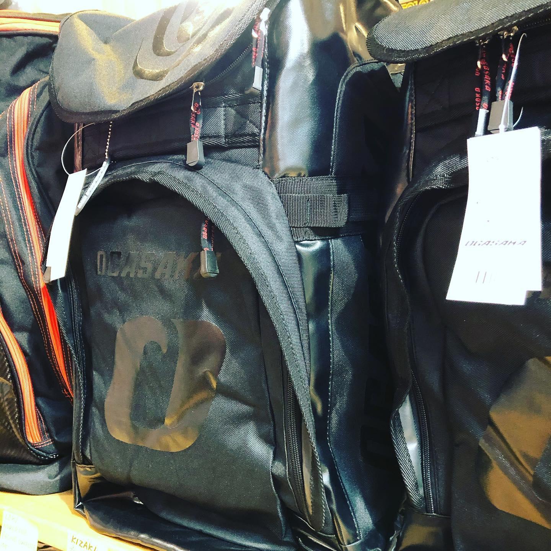 冬バザール開催中!!スキーブーツバッグ多数取り揃えております。