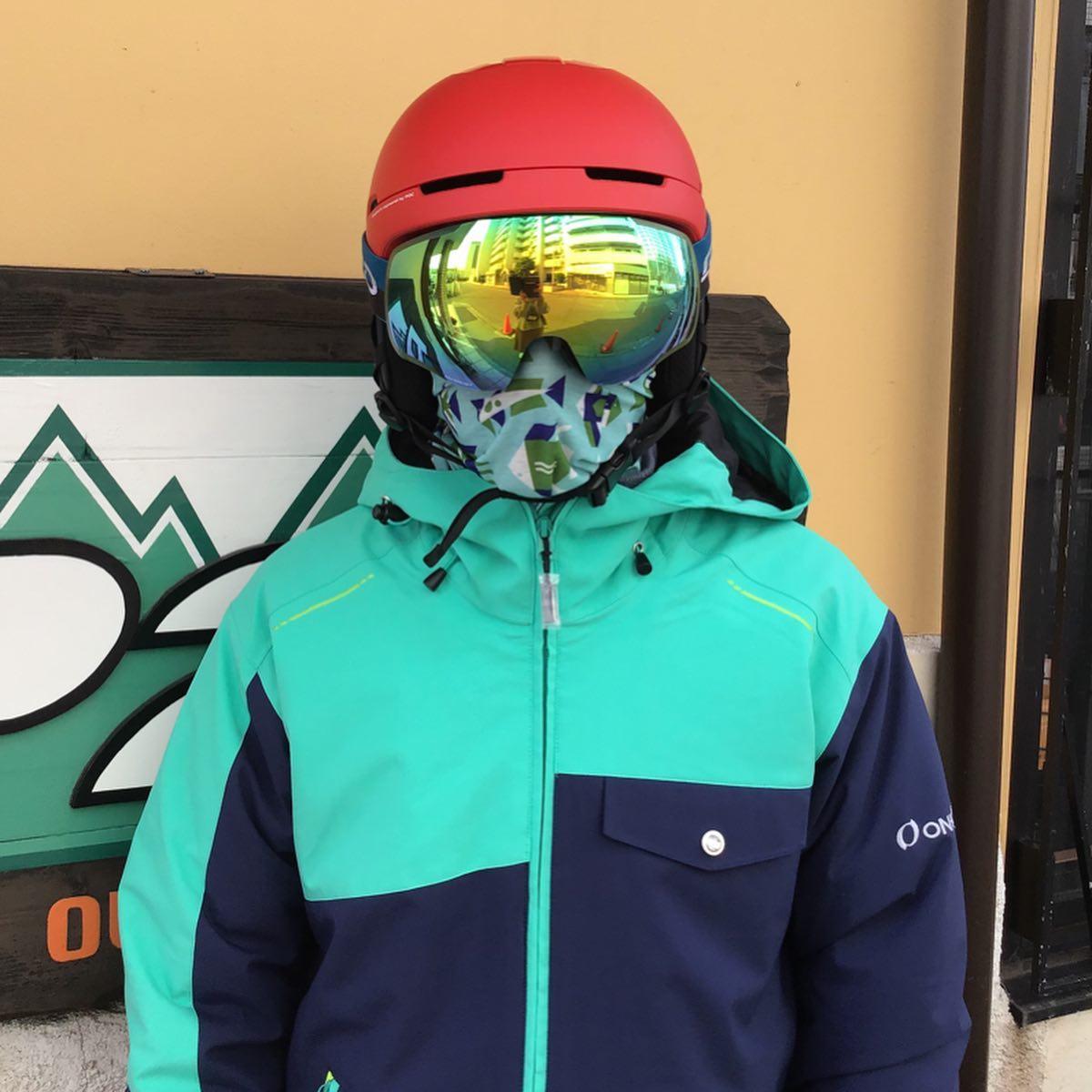 今すぐスキーに行きたくなるコーディネートのご紹介
