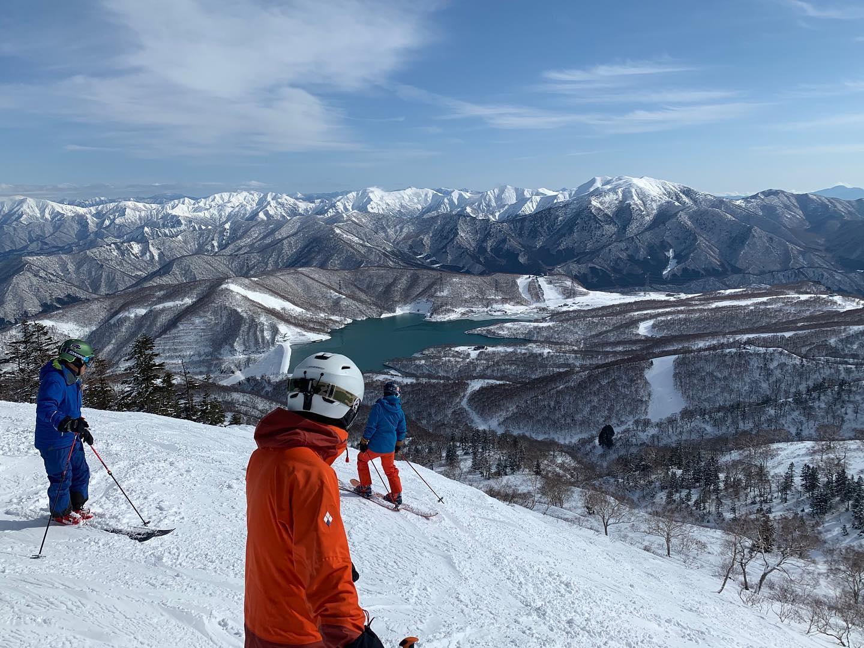 かぐらスキー場に行ってきました!