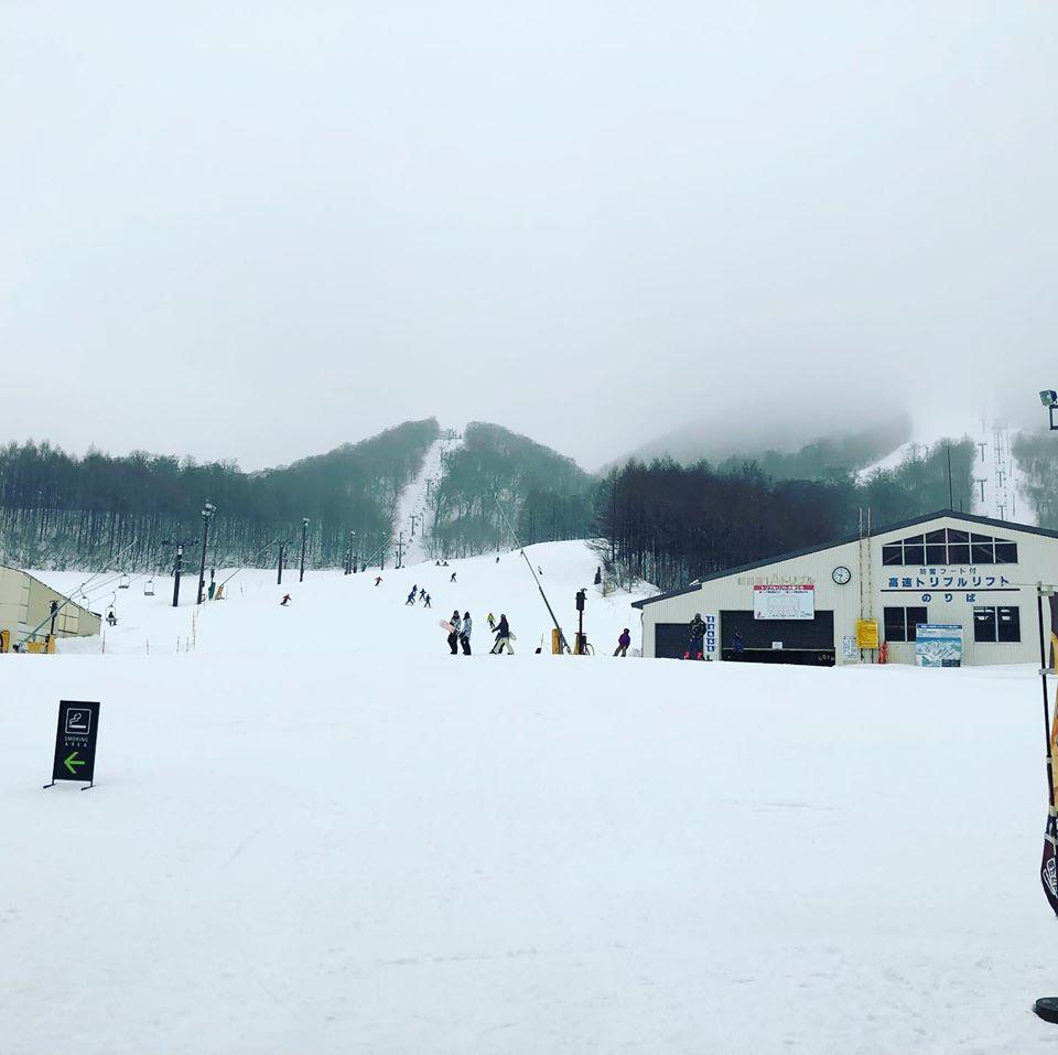 まだまだスキーシーズンはこれからです!