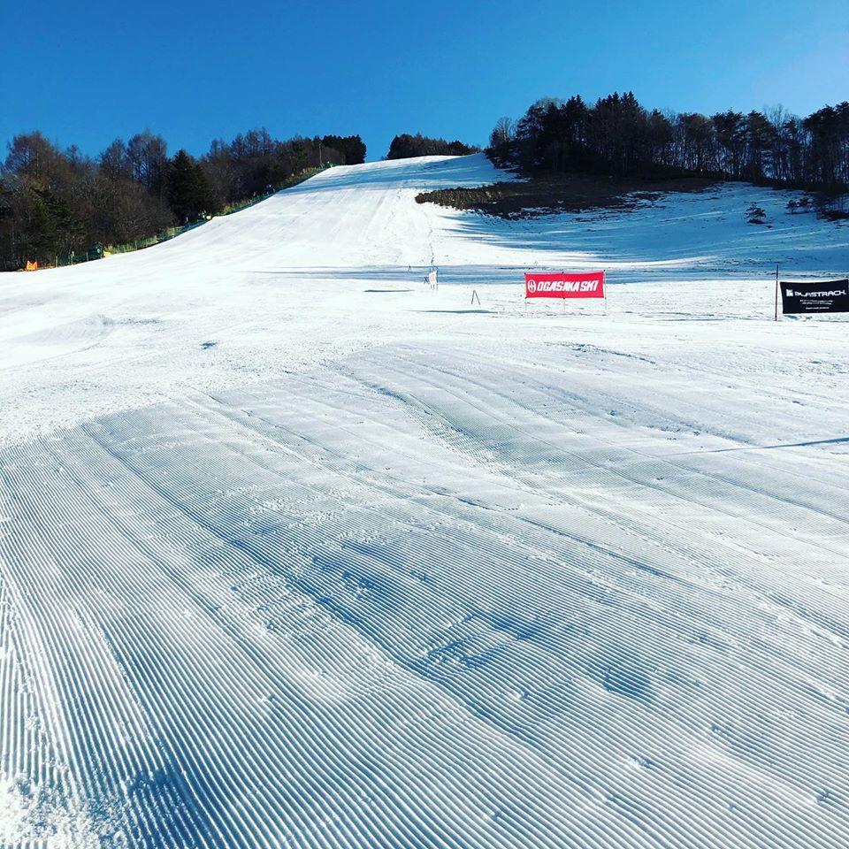スキー2020-2021モデル試乗会。