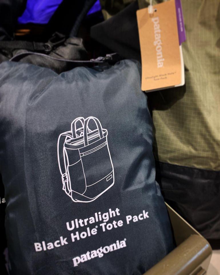 ミニマリスト向けの非常にコンパクトに収納可能な脱出用バッグのご紹介!