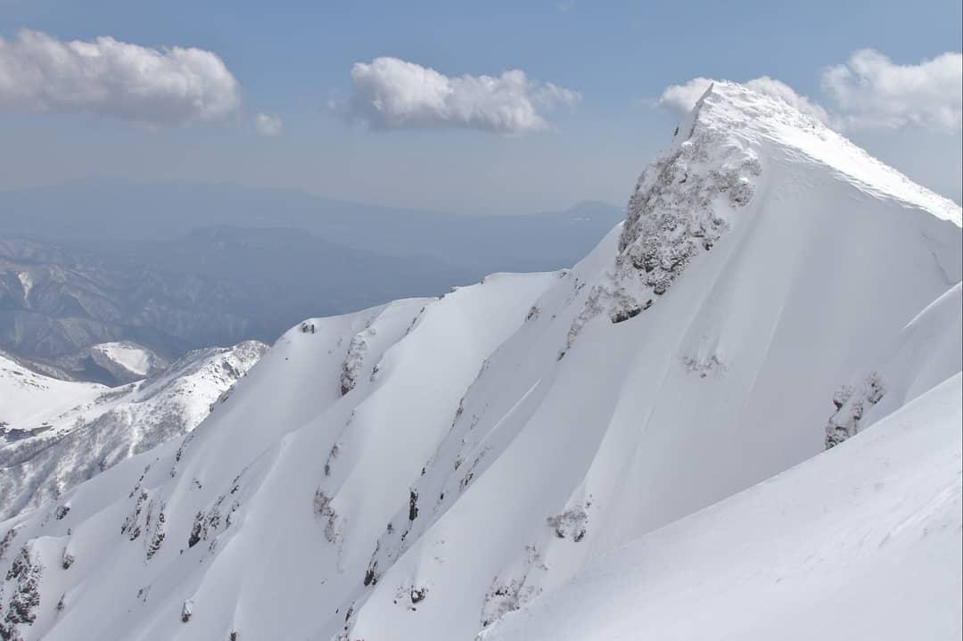 白銀彩る谷川岳トレッキング。