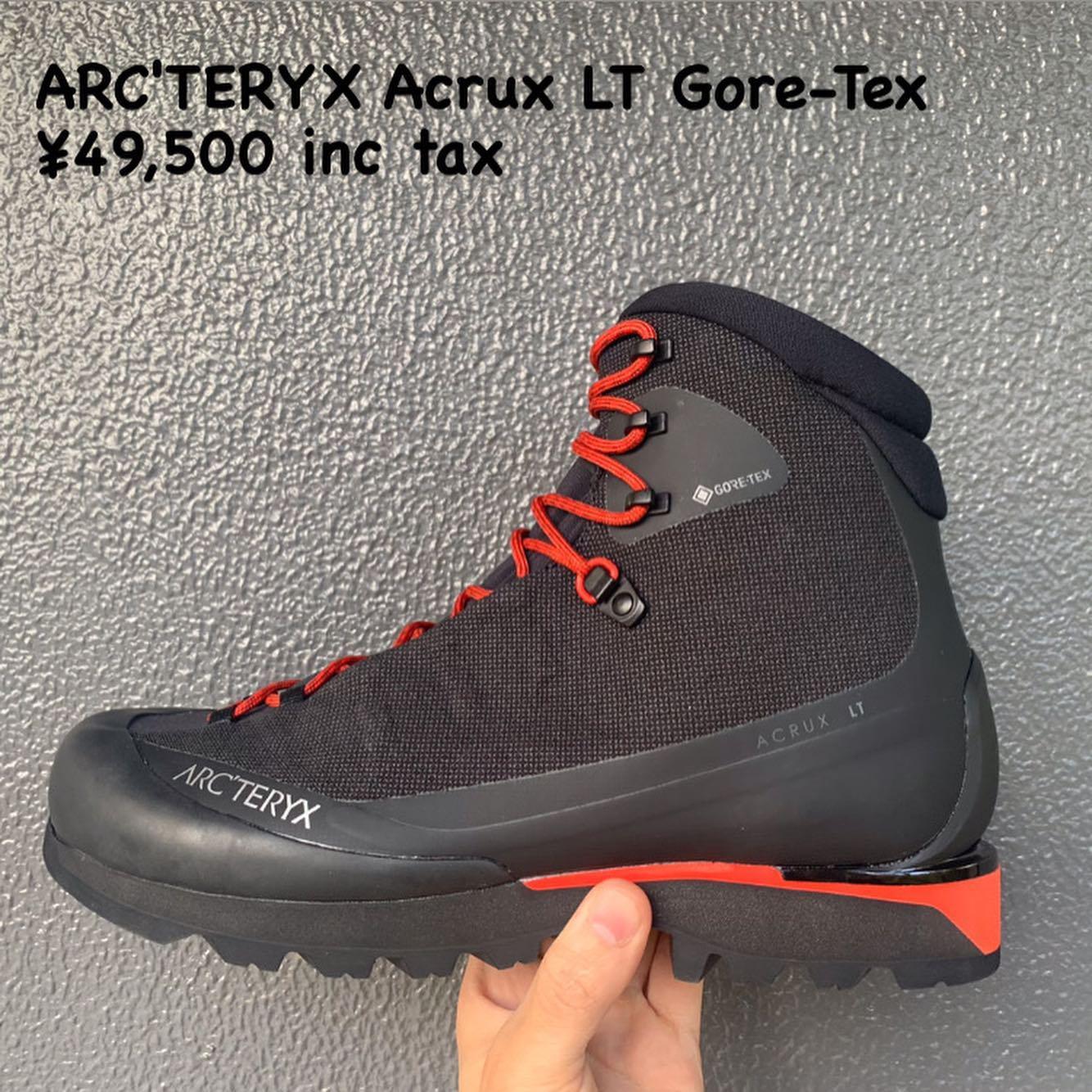 ARC'TERYXから販売店限定モデルが入荷致しました。