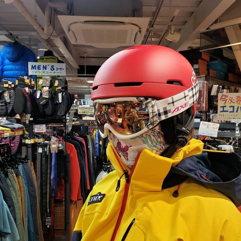 女性用スキーゴーグルがなんと約72%OFF!