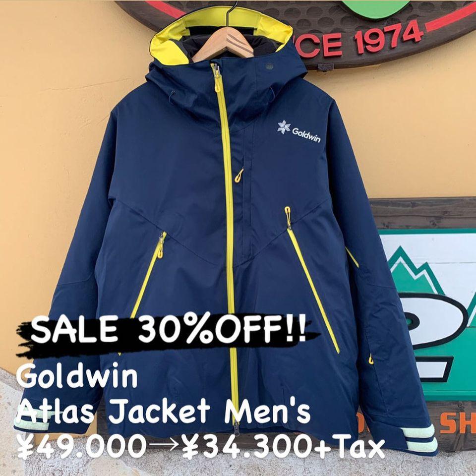 スキーウェアがお求めになりやすい価格になりました(その2)