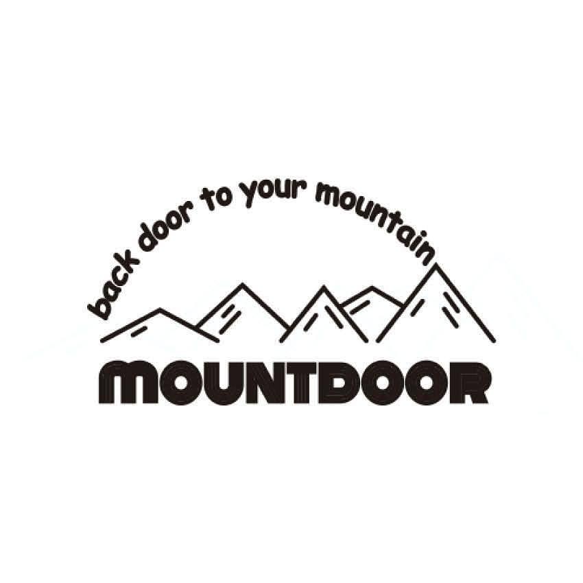 新規取り扱いブランド「MOUNTDOOR」のご紹介