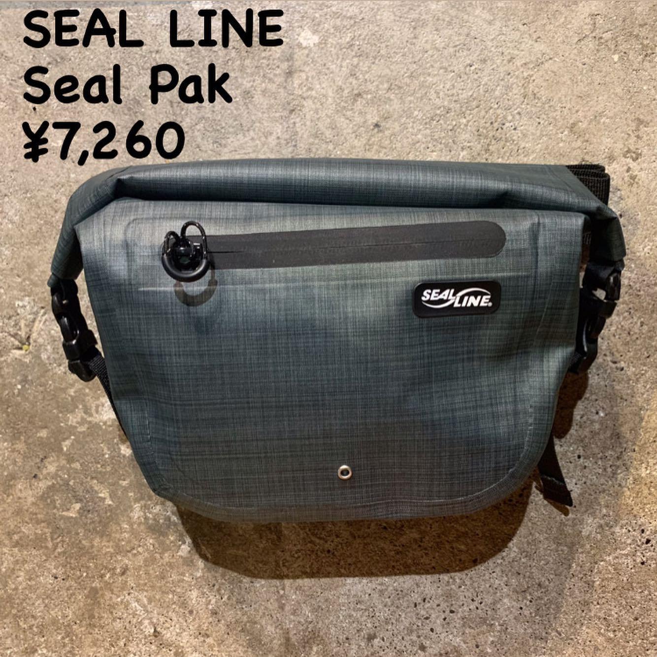SEAL LINE(シールライン)の防水パック『シールパック』のご紹介