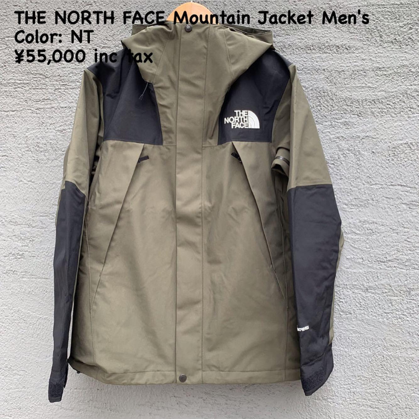 ノースフェイスの21FW製品『THE NORTH FACE マウンテンジャケット メンズ』のご紹介