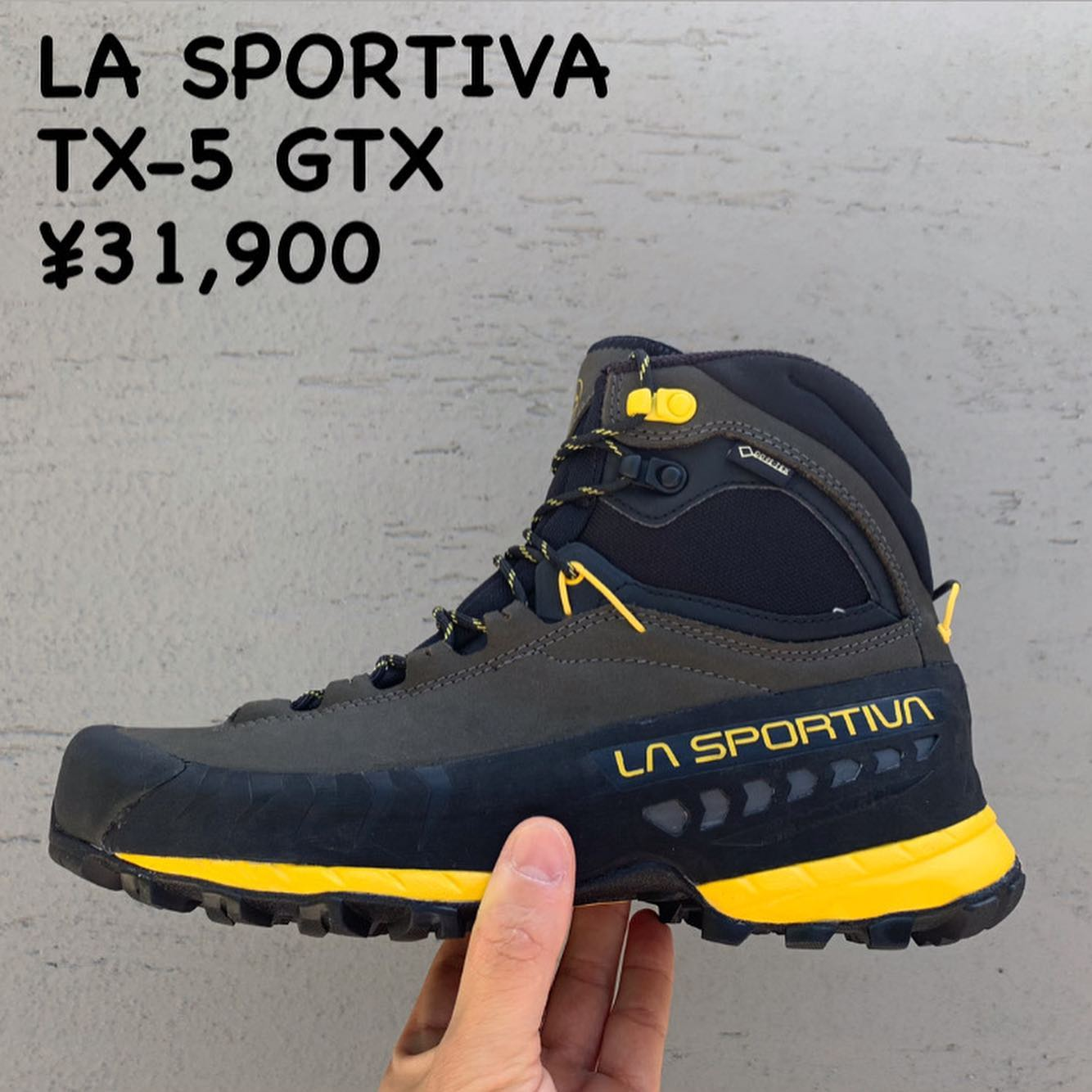 スポルティバを代表する登山靴「TRANGOシリーズ」のご紹介