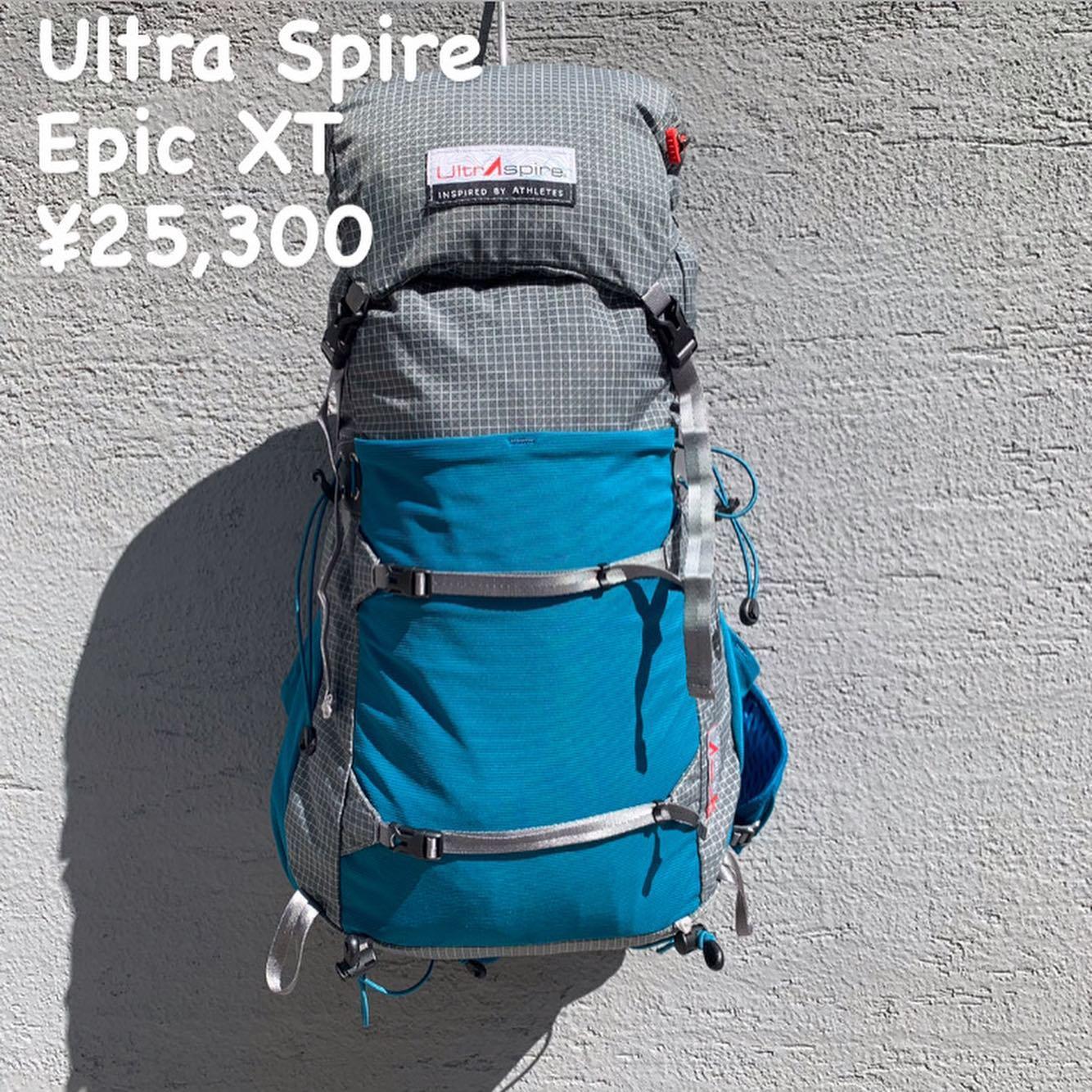 「Ultra Spire ( ウルトラスパイア )エピック XT」のご紹介