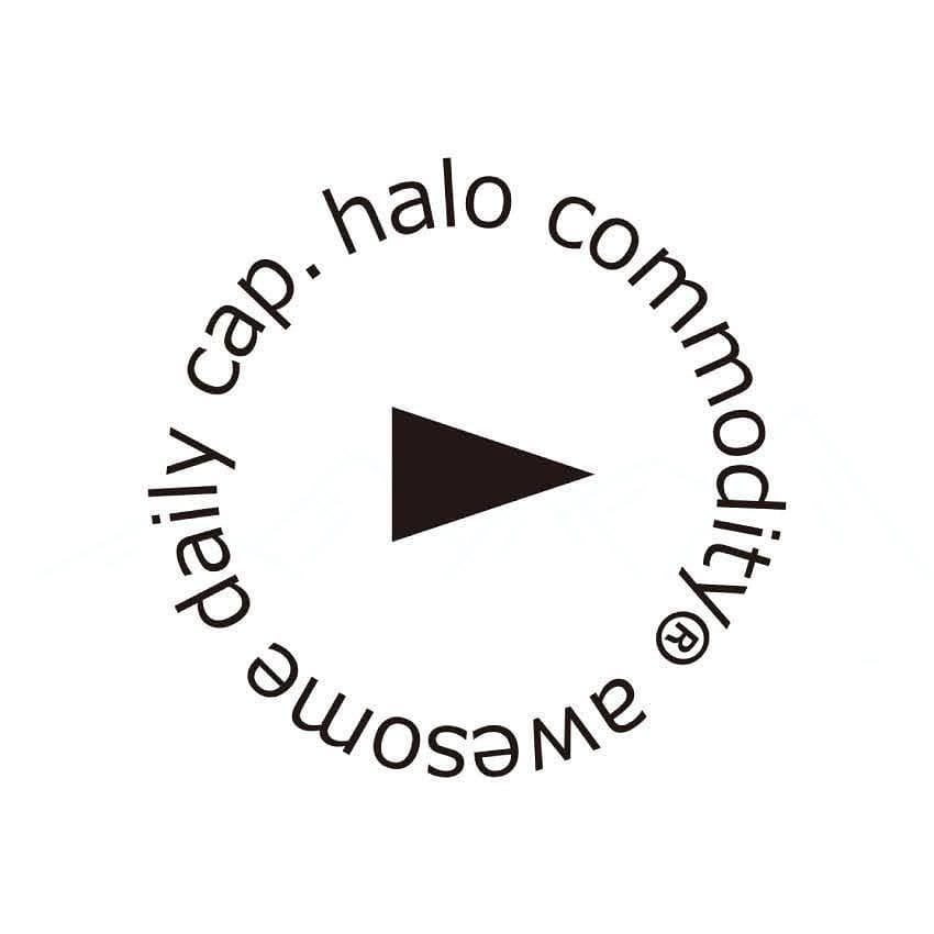 新規取り扱いブランド「halo commodity」のご紹介
