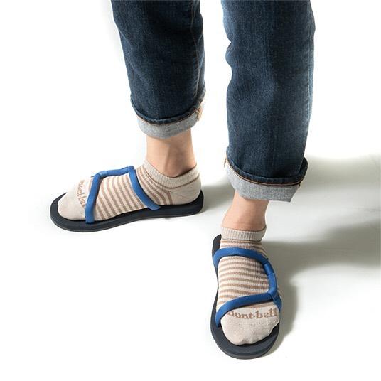 開放的な履き心地!靴下を履いたままでも着脱可能なサンダルのご紹介