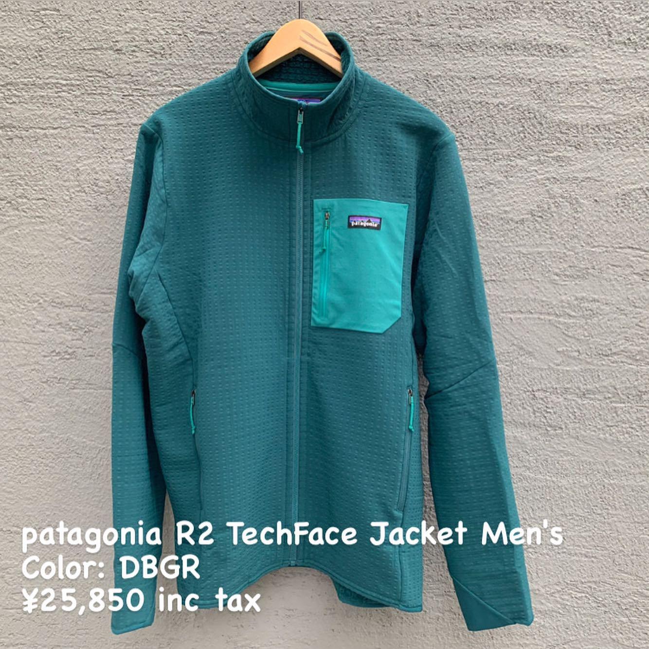 21FWの製品『patagonia R2テックフェイス ジャケット メンズ』のご紹介